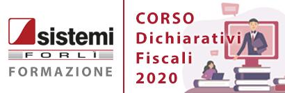Corso Dichiarativi Fiscali 2020 - Profis SQL