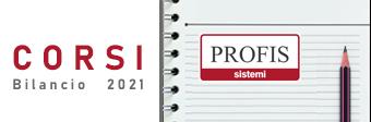 Corso Bilanci 2021 - Profis SQL