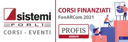 Corsi Finanziati FonARCom - 2021