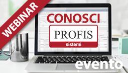 Scopri PROFIS! Partecipa al nostro webinar