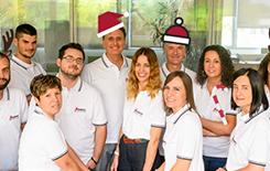 Buone feste da tutto il nostro staff