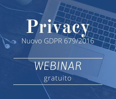 Webinar Privacy